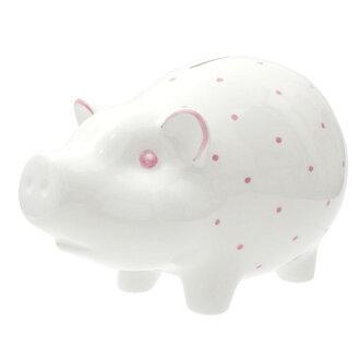 TIFFANY&CO.(蒂芙尼)pigibanku(储蓄箱)PINK 290-004184-013x
