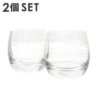 TIFFANY&CO. Kadenz glass two set CLEAR 290-004187-010x