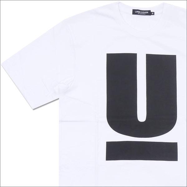 UNDERCOVER(アンダーカバー) U Tシャツ WHITE 200-003630-044x【新品】
