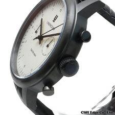 UNDERCOVER(アンダーカバー)クロコ型押しWATCHFUCKTHECLOCK(腕時計)WHITE287-000187-010x【新品】