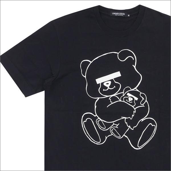 アンダーカバー UNDERCOVER NEU BEAR Tシャツ BLACK 200004055034 【新品】