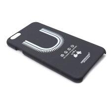 UNDERCOVER(アンダーカバー)UGIZiPhone6/6sCASE(アイフォンケース)BLACK273-000089-011x【新品】