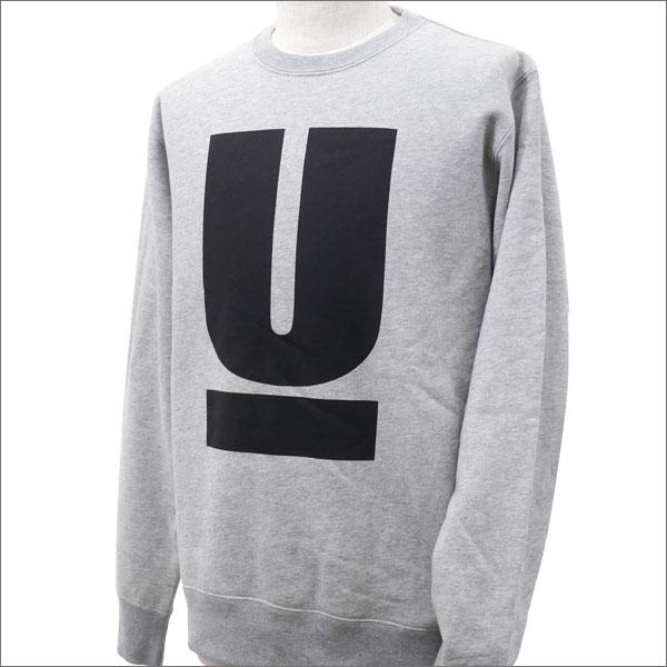 UNDERCOVER(アンダーカバー) U SWEAT (スウェット) GRAY 209-000478-532x【新品】