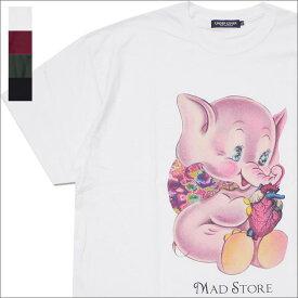 アンダーカバー UNDERCOVER MADELEPHANT TEE Tシャツ 200007869030 【新品】