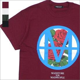 アンダーカバー UNDERCOVER MADCIRCLE ROSE TEE Tシャツ 200007870030 【新品】