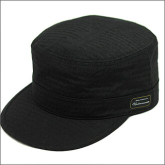 卧底 (下盖) 帽黑色