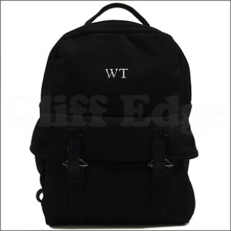 (W) TAPS (doubletaps) 276-000128-011 BLACK BACKPACK-