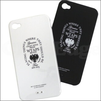 (W)TAPS(双发快射)BUMPER iPhone CASE 290-001699-010-