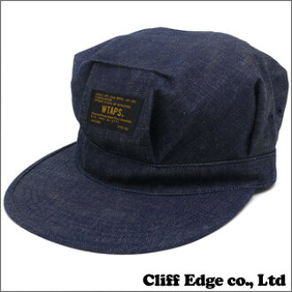(W) TAPS MARINECO CAP INDIGO 257-000040-017-