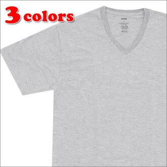 WTAPS SKIVVIES. TEE/V (t-shirt) 200 - 007036 - 930x
