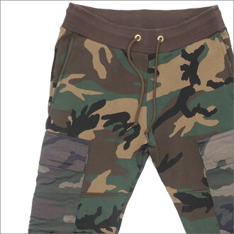 WTAPS (ダブルタップス) UDT TROUSERS/TROUSERS. COPO. CAMO (스웨트 팬츠) WOODLAND CAMO 249-000544-045-