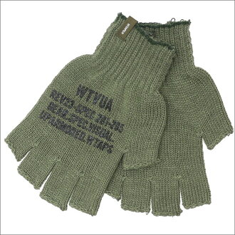 WTAPS TRIGGER GLOVE. ACRYLIC (knitted glove) 162MYDT-AC02 OD 290 - 004133 - 015 +