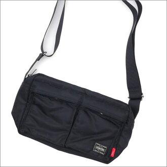 WTAPS(双发快射)x PORTER(搬运工人)SHOULDER BAG(挎包)162YSPTD-CG02S BLACK 275-000149-011-