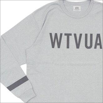 WTAPS (다브르탑스) HELLWEEK LS (긴소매 T셔츠) 171 ATDT-CSM11 GRAY 202-000855-052-