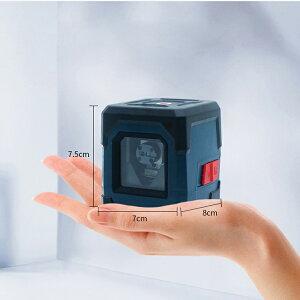 メーカー1年保証(傾斜機能)(防塵防水落下抵抗 )(LV1G)グリーン レーザー墨出し器 超ミニ 1V1H クリップ状金属製固定用クリップ付き高輝度 レーザーレベル 墨出器 測定器 測量水平器 自