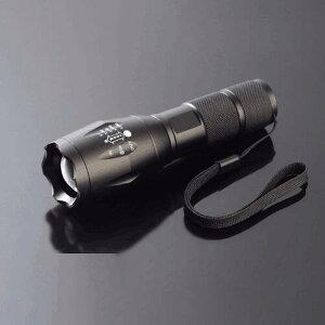 超強力 XML-L2懐中電灯 搭載ズーム機能付 ledライト 2500ルーメン 防滴加工 ハンディライト送料無料