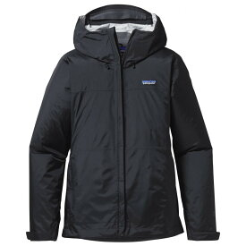 パタゴニア Torrentshell Jacket (Black)