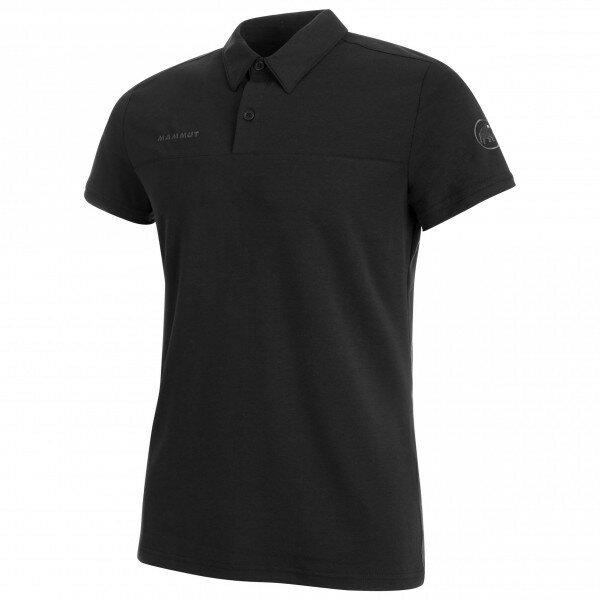 マムート Trovat Tour ポロシャツ(Black)