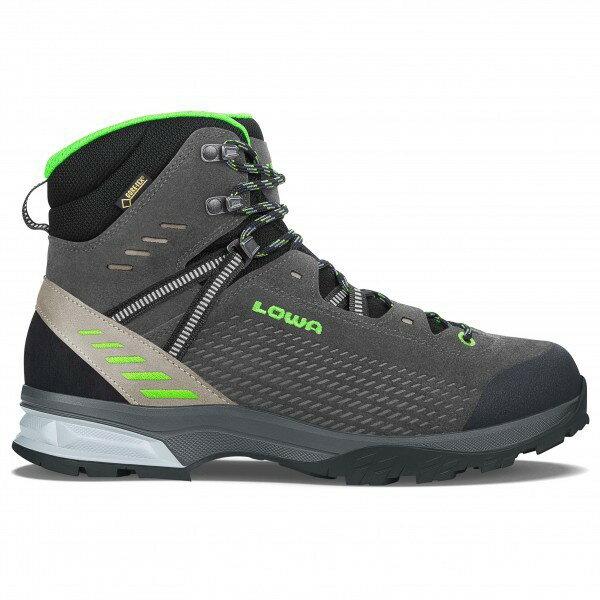 ローバー Arco GTX Mid (Anthracite / Lime)★登山靴・靴・登山・アウトドアシューズ・山歩き★