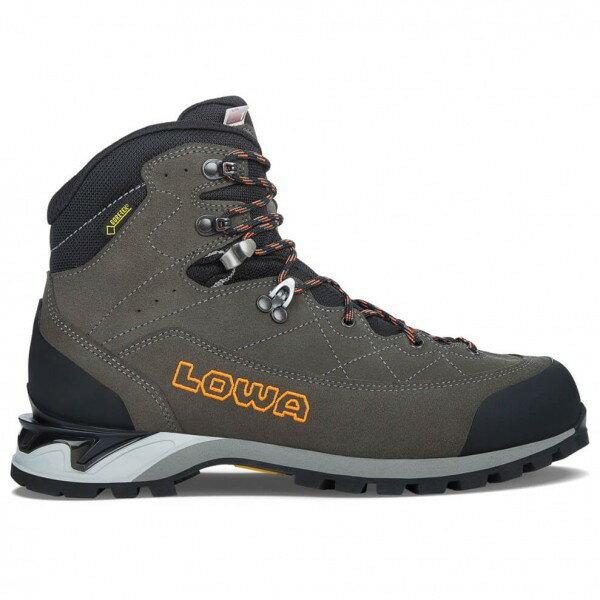ローバー Laurin Pro GTX Mid(Anthracite/ Orange)★登山靴・靴・登山・アウトドアシューズ・山歩き★