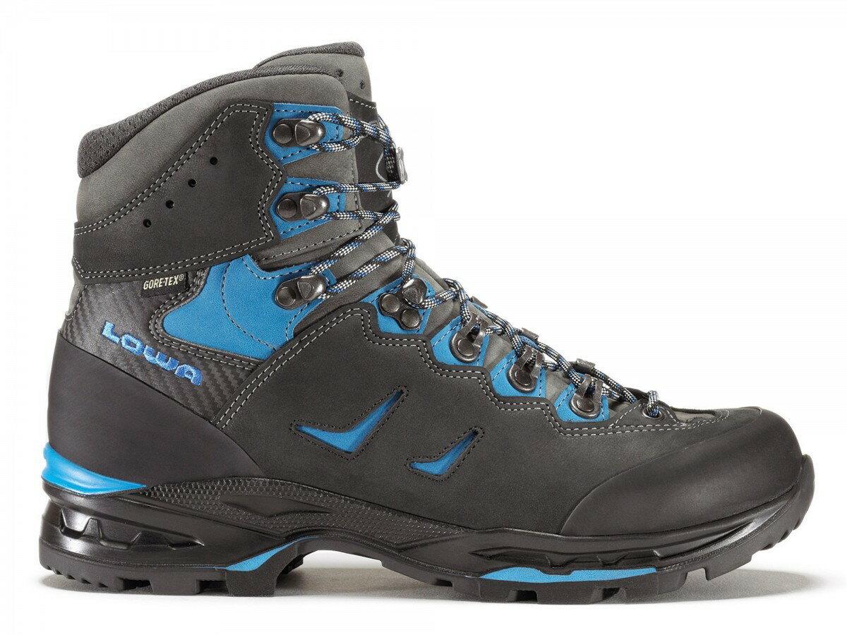 ローバー カミーノ GTX (Black / Blue)★登山靴・靴・登山・アウトドアシューズ・山歩き★