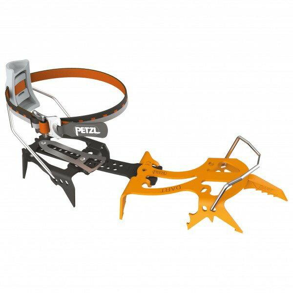 PETZL ペツル Darts ダート(Orange / Black)★ウインターギア・アイゼン・クランポン・雪山装備★