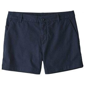 パタゴニア Stretch All-Wear Shorts 4' ショートパンツ レディース ( Neo Navy )