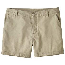 パタゴニア Stretch All-Wear Shorts 4' ショートパンツ レディース ( Pelican )