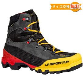 スポルティバ エクイリビウム LT GTX ( Black / Yellow )