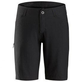 アークテリクス Creston ショートパンツ 10.5' レディース ( Black )