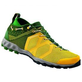ガルモント Agamura Knit(Green / Yellow)