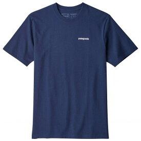 パタゴニア P-6 Logo Responsibili-Tee Tシャツ(Classic Navy)