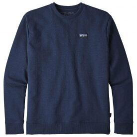 パタゴニア P-6 Label Uprisal Crew Sweatshirt トレーナー メンズ ( Classic Navy )