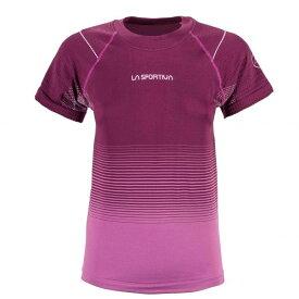 スポルティバ Medea Tシャツ レディース (Purple / Plum)
