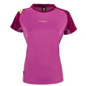 スポルティバ Move Tシャツ レディース(Purple / Plum)