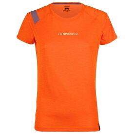 スポルティバ TX Top Tシャツ レディース (Lily Orange)