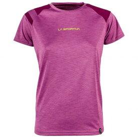 スポルティバ TX Top Tシャツ レディース (Purple / Plum)