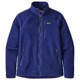 パタゴニア Retro Pile フリースジャケット メンズ ( Cobalt Blue )