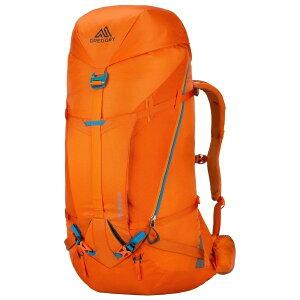 GREGORY グレゴリー アルピニスト Alpinisto 50 ( Zest Orange )