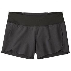 パタゴニア ◆ Stretch Hydropeak Surf Shorts レディース(Ink Black)