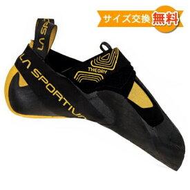 【 即納 】 スポルティバ セオリー ( Black / Yellow ) ★ ロッククライミング ・ クライミングシューズ ・ ボルダリングシューズ ★