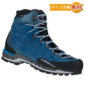 【 即納 】 スポルティバ トランゴ テック レザー GTX ( Opal / Neptune ) 日本未入荷カラー ★ 登山靴 ・ 靴 ・ 登山 ・ アウトドアシューズ ・ 山歩き ★