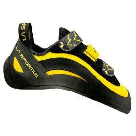 [ スポルティバ ] ミウラ VS ( Yellow / Black ) ★ トレイルラン ・ 山歩き ・ アウトドアシューズ ・ 靴 ・ 登山 ★
