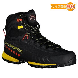 【 即納 】 スポルティバ TXS GTX ( Black / Yellow ) ★ 登山靴 ・ 靴 ・ 登山 ・ アウトドアシューズ ・ 山歩き ★