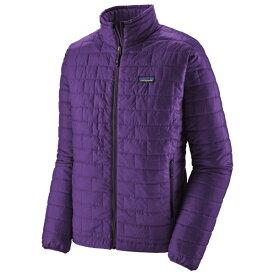 パタゴニア ◆ Nano Puff ジャケット メンズ ( Purple )