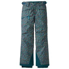 パタゴニア ◆ Snowbelle スキーパンツ ガールズ ( Barn Dance Multi / Crater Blue )