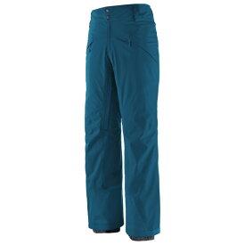 パタゴニア ◆ メンズ スノーショット パンツ ( Crater Blue )