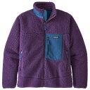パタゴニア ◆ メンズ クラシック レトロX ジャケット ( Purple )