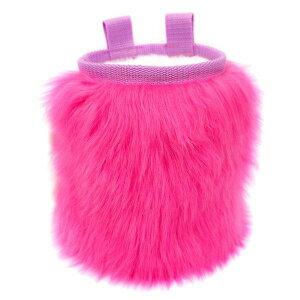 クラフティクライミング Furry チョークバッグ ( Pink )