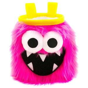 クラフティクライミング Five Toothed Monster チョークバッグ ( Pink )